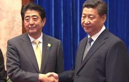 Lãnh đạo Trung Quốc, Nhật Bản dự kiến hội đàm sau Hội nghị G20