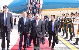 Thủ tướng tới Bắc Kinh, bắt đầu thăm chính thức Trung Quốc