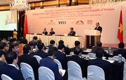 Doanh nghiệp Việt Nam - Hong Kong ký hàng loạt hợp đồng hơn 10 tỉ USD
