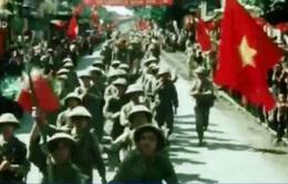 Hồi ức Hà Nội ngày 10/10/1954