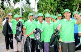 Cần Thơ ra quân thu gom vỏ thuốc bảo vệ thực vật