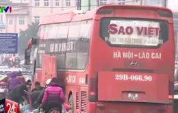 Hà Nội sẽ mạnh tay thu phù hiệu xe vi phạm giao thông