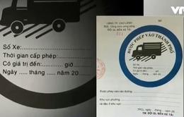 Ngừng thu phí xe tải vào nội đô TP Cao Lãnh