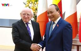 Thủ tướng Nguyễn Xuân Phúc hội kiến Tổng thống Ireland