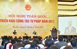 Thủ tướng: Chống lợi ích nhóm trong xây dựng thể chế