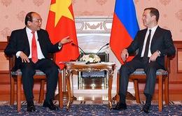 Nâng tầm quan hệ đối tác chiến lược toàn diện Việt - Nga