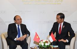 Thủ tướng hội kiến Tổng thống Indonesia