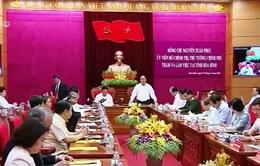 """Thủ tướng Nguyễn Xuân Phúc: """"Để phát triển, Hòa Bình cần đổi mới mạnh mẽ tư duy"""""""