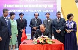 Thủ tướng dự Hội chợ thương mại Trung Quốc - ASEAN