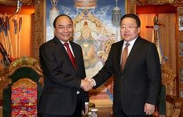 Thủ tướng hội kiến Tổng thống Mông Cổ