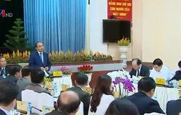 Thủ tướng Nguyễn Xuân Phúc làm việc tại tỉnh Lâm Đồng