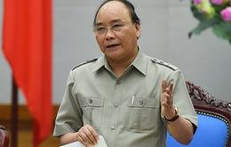 Thủ tướng yêu cầu khẩn trương cứu nạn phi công Su-30MK2