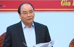Thủ tướng thăm và làm việc tại tỉnh Gia Lai