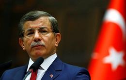 Thủ tướng Thổ Nhĩ Kỳ tuyên bố sẽ từ chức