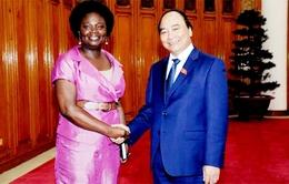 Thủ tướng tiếp Giám đốc Ngân hàng Thế giới tại Việt Nam