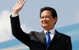 Thủ tướng lên đường dự Hội nghị Cấp cao đặc biệt ASEAN - Hoa Kỳ