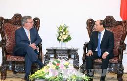 Thủ tướng tiếp Đại sứ Tây Ban Nha