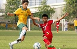U16 Việt Nam cùng bảng với Nhật Bản, Australia tại VCK châu Á 2016