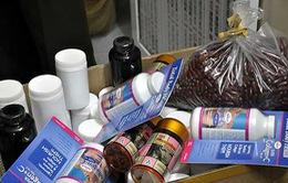 Xử phạt 2 công ty nhập khẩu, kinh doanh thực phẩm chức năng