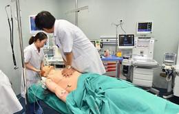 Việt Nam có phòng thực hành lâm sàng và mô phỏng gây mê hồi sức