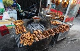 70 - 80% thực phẩm đường phố nhiễm khuẩn có thể gây bệnh đường ruột