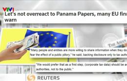 EU đề xuất các biện pháp khẩn cấp đối phó với nạn trốn thuế