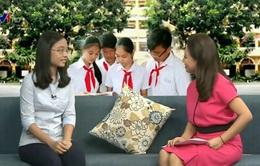 Gặp gỡ nữ sinh Hà Nội đỗ thủ khoa 3 khối chuyên lớp 10