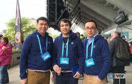 Nhà báo Phan Ngọc Tiến: EURO 2016 - Mùa hè cảm xúc với ấn tượng không phai cùng Thể thao VTV