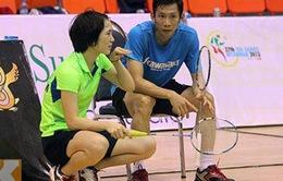 Tiến Minh và Vũ Thị Trang cầm chắc vé tham dự Olympic 2016