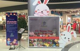Cùng Thỏ Từ Thiện AEON MALL mang đồ chơi thật đến với trẻ em nghèo