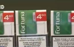 Đức cấm quảng cáo thuốc lá ngoài trời từ năm 2020