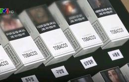 Hàn Quốc siết chặt kiểm soát thuốc lá