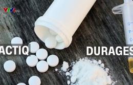 Canada, Trung Quốc hợp tác chống buôn lậu thuốc giảm đau Fentanyl