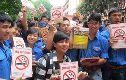 Việt Nam giảm tỷ lệ người trưởng thành hút thuốc lá