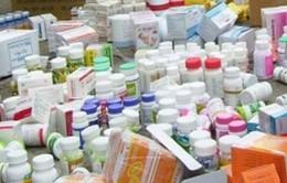 TP.HCM phá đường dây sản xuất tân dược giả quy mô lớn