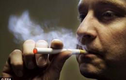 Mỹ kêu gọi giảm thiểu hút thuốc lá điện tử