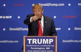 Giá trị thương hiệu Donald Trump lao dốc sau hàng loạt bê bối