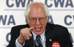 Bernie Sanders trở thành người có tầm ảnh hưởng nhất thế giới 2016