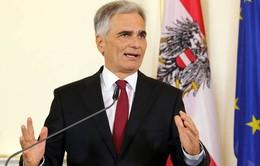 Áo tạm ngừng thực thi Hiệp định Schengen