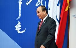 Thủ tướng Nguyễn Xuân Phúc: Kết nối là một trọng tâm lớn trong hợp tác ASEM