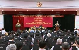 Thủ tướng đề nghị Bộ Công Thương làm việc với tinh thần khởi nghiệp