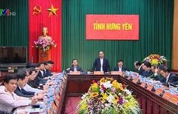 Hưng Yên phải sớm cải thiện môi trường đầu tư, kinh doanh