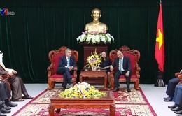 Thủ tướng tiếp Chủ tịch Ủy ban Olympic quốc tế và Chủ tịch Hội đồng Olympic châu Á