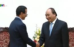 Thủ tướng tiếp Tổng giám đốc Tập đoàn DP World