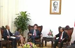 Thủ tướng tiếp Giám đốc Trung tâm phát triển Quốc tế của Đại học Havard