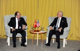Thủ tướng hội kiến Thủ tướng Malaysia