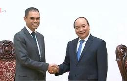 Thủ tướng Nguyễn Xuân Phúc tiếp Đại sứ Malaysia
