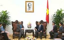 Thủ tướng Nguyễn Xuân Phúc tiếp nguyên Thủ tướng Australia