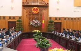Thủ tướng tiếp Chủ tịch tập đoàn Kumho Asianna, Hàn Quốc