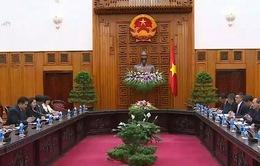 Thủ tướng tiếp Phó Thủ tướng Thái Lan